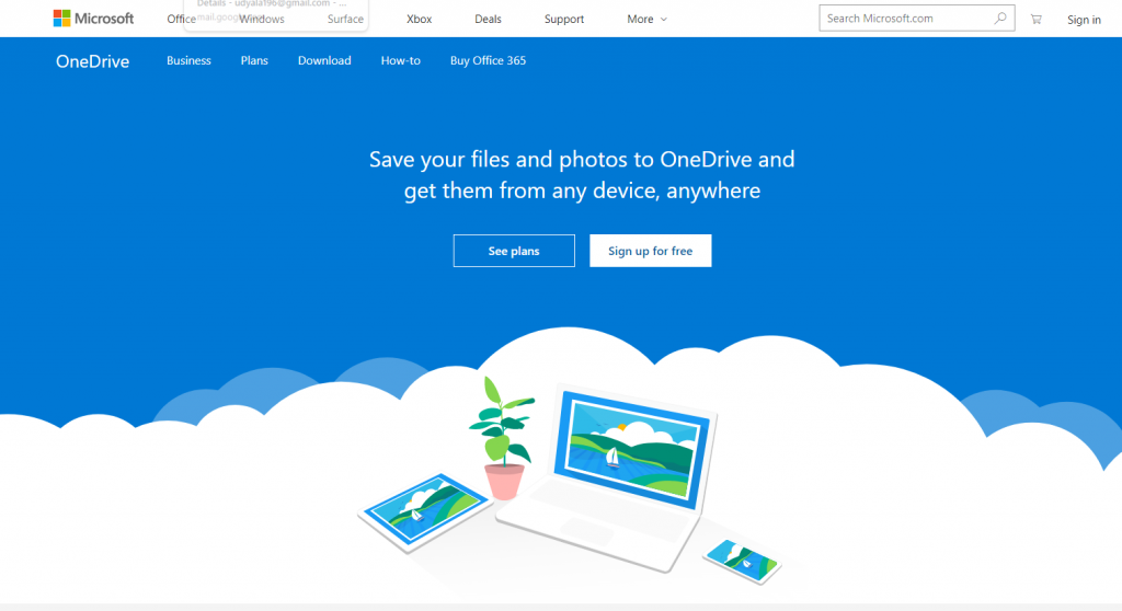 onedrive-signup