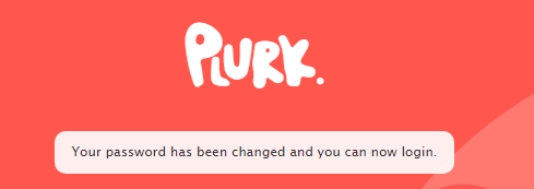Plurk-reset-password