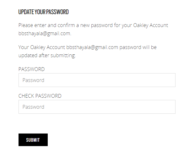 update-password